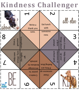 Kindness challenger