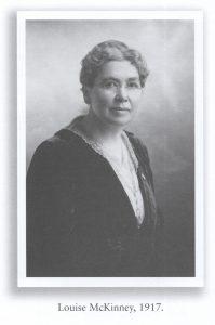 Louise McKinney 1917